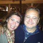 Bettina i Peter Bausch Każdy chciałby mieć takich przyjaciół.