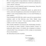 List otwarty Artur Dębski p2